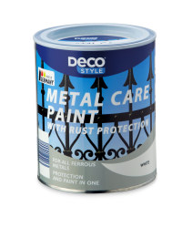 White Metal Care Paint - 1L