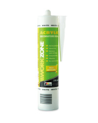 White Acrylic Sealant