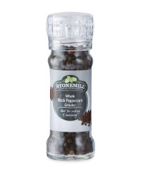 Whole Black Peppercorn Grinder