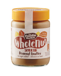 Wholenut Smooth Butter