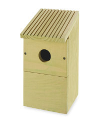 Wild Bird Classic Nest Box - Green