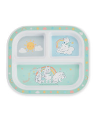 Winnie The Pooh 3 Section Plate