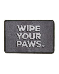 Wipe Your Paws Washable Pet Boot Mat