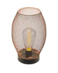 Wire Mesh Solar Wire Lantern