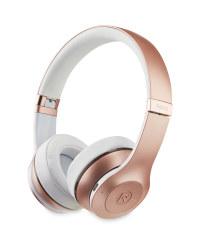 Wireless Bluetooth® Headphones - Rose Gold