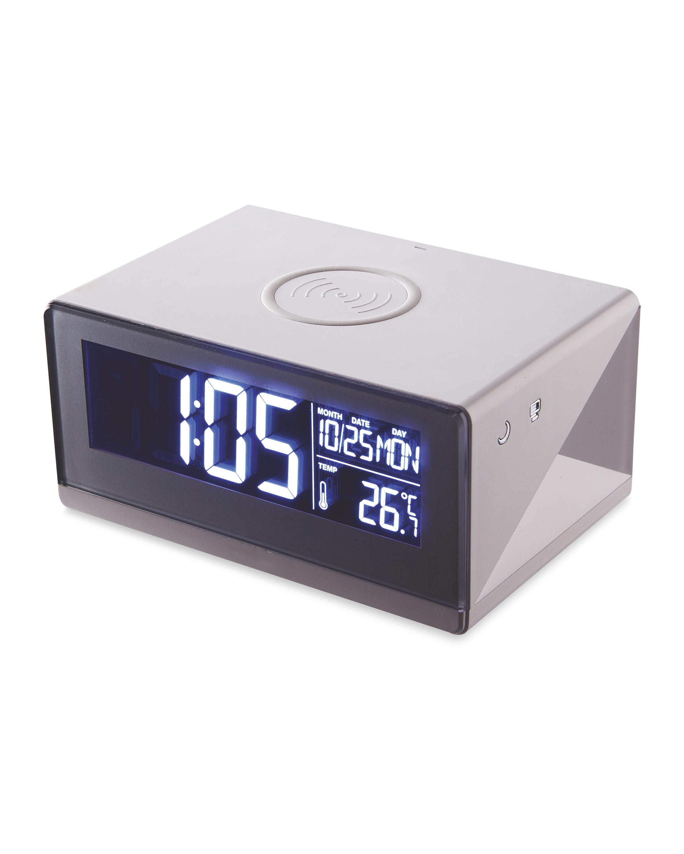 ALDI > General > Reka Wireless Charging Clock