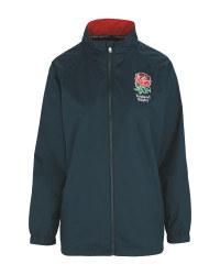 Women's England Rugby Rain Jacket