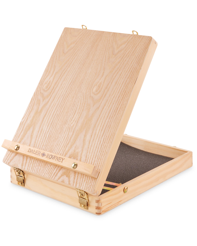 Daler Rowney Wooden Easel Art Set