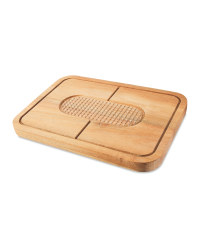 Wooden Meat Carving Board