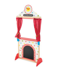 Little Town Wooden Puppet Theatre