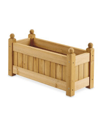 Gardenline  Wooden Trough