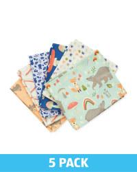 Woodland Forage Fabric Fat Quarters