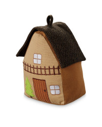 Woodland House Doorstop