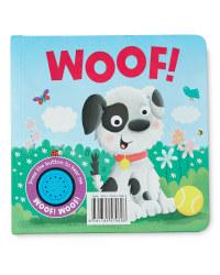 Woof Magic Sounds Book