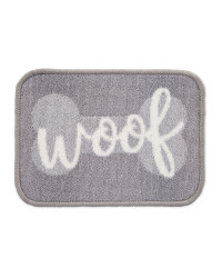 Woof Washable Pet Feeding Mat