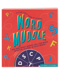 Word Muddle Family Game