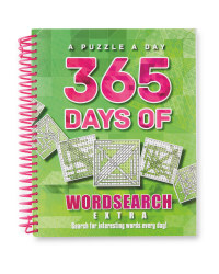 Wordsearch Extra Puzzle A Day