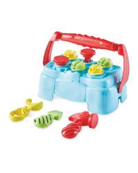 Clementoni Baby Workbench Toy