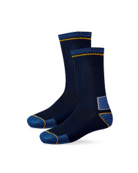 Work Socks - Navy