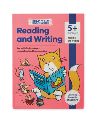 5+ Reading and Writing Workbook