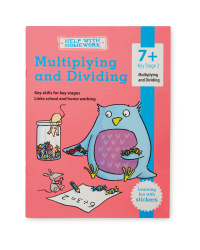 7+ Multiplying and Dividing Workbook