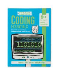 9+ Coding Workbook