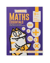 9+ Maths Workbook