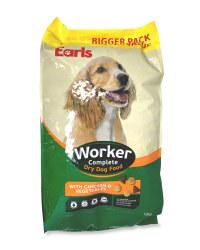 Worker Complete Chicken Dog Food