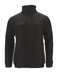 Workwear Jacket - Black