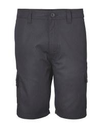 Workwear Men's Black Work Shorts