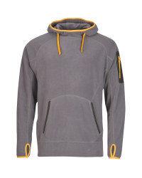 Workwear Men's Hoody - Grey