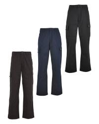 """Workwear Men's Work Trousers 33"""" L"""