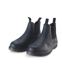 Workwear Safety Dealer Boots - Black
