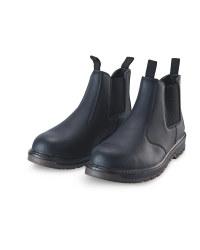 Workwear Safety Dealer Boots - Black