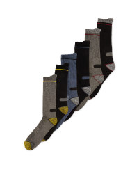 Workwear Socks 2-Pack