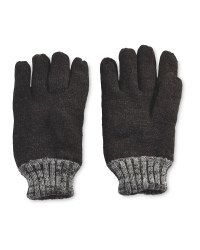 Workwear Thinsulate Gloves - Black