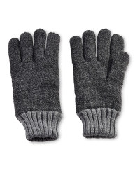 Workwear Thinsulate Gloves - Dark Grey