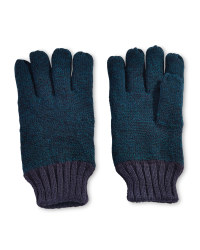 Workwear Thinsulate Gloves - Navy