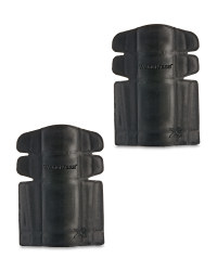 Workwear Trouser Knee Pads - Black