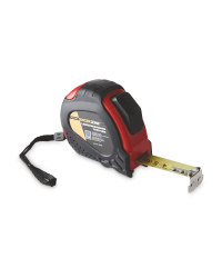 Workzone 10m Measuring Tape - Red