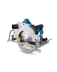 Workzone 1500W Circular Saw & Laser