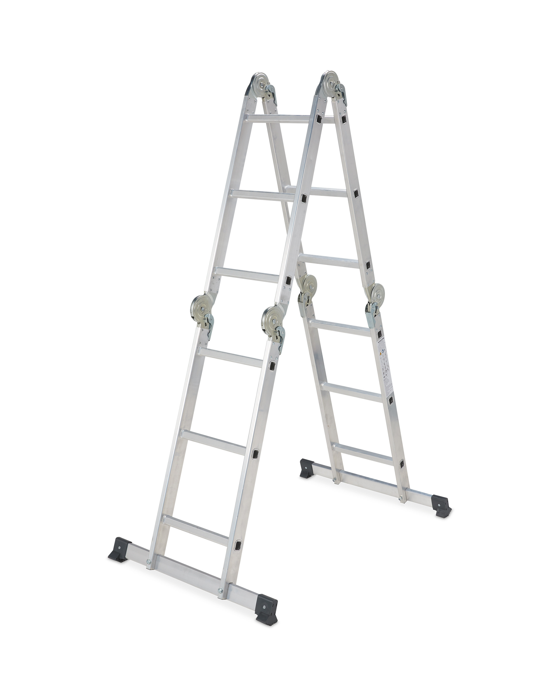Workzone 4 x 3 Multipurpose Ladder