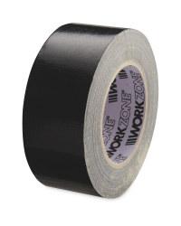 Workzone Adhesive Tape - Black