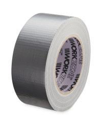 Workzone Adhesive Tape - Silver