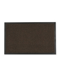 Workzone Dirt Resistant Mat - Brown