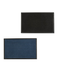 Workzone Dirt Resistant Stripe Mat