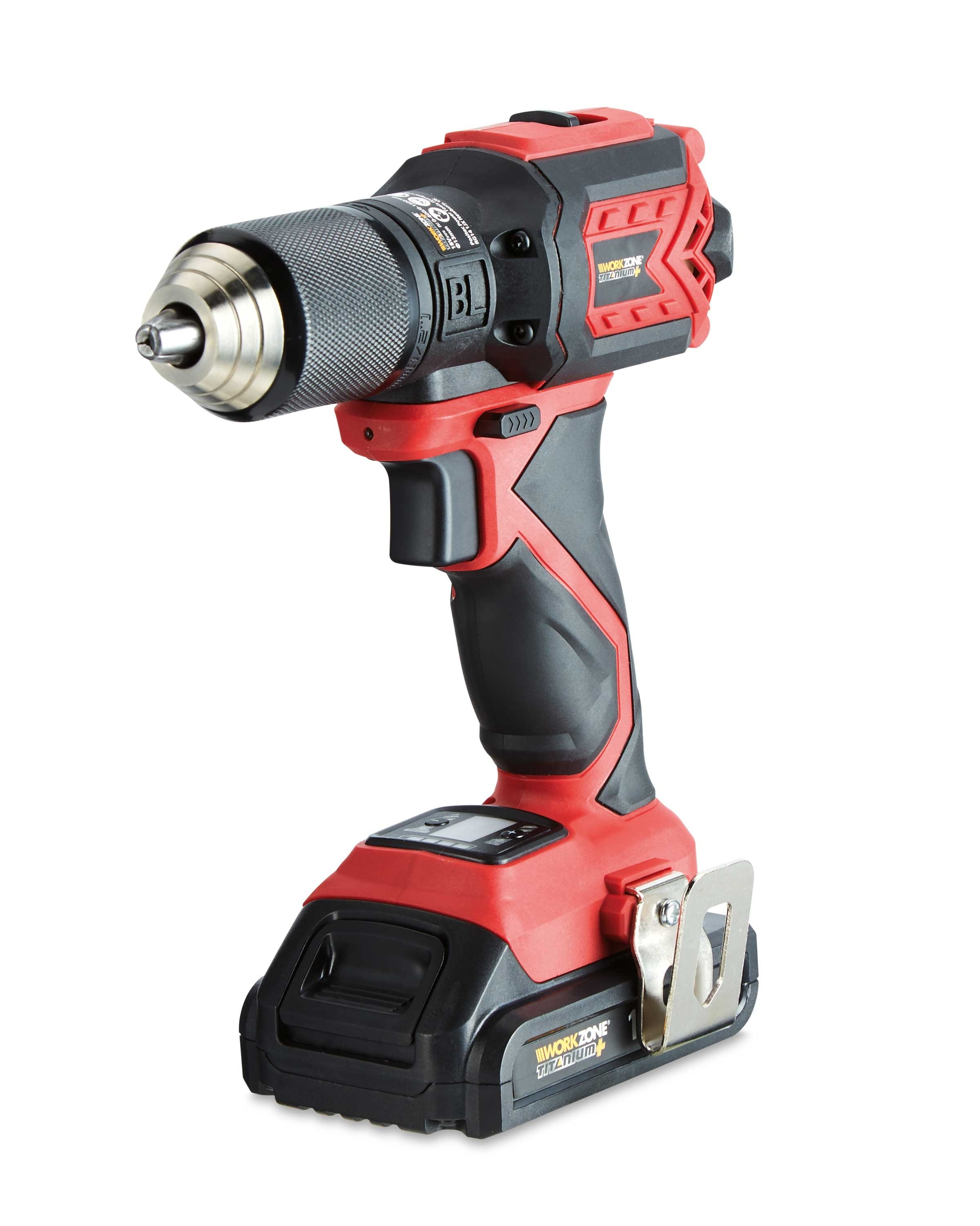 Workzone Brushless Drill Driver