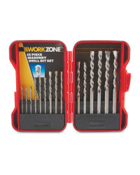 Workzone Masonry Drill Bit Set