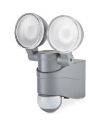 Workzone Outdoor Solar Spotlight - Grey