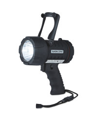 Workzone Rechargeable Spot Light - Black
